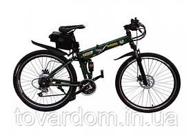 Электровелосипед складной Вольта Хаммер