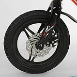 Велосипед детский Corso Magnesium MG-66936 ,магниевая рама,дисковые тормоза,литые диски, колеса 14 дюймов, фото 2