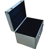 Чемодан-кейс алюминиевый 2270 серебристый