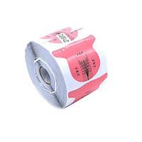 Форма для наращивания ногтей (стилет/розовая)