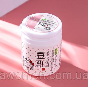 Маска для лица One Spring Soybean Milk соевое молоко 170 g
