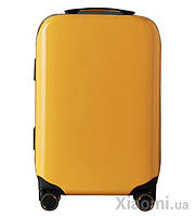 """Чемодан Xiaomi RunMi 90 PC Smart Suitcase Yellow 20"""" 104605 Trade-in"""