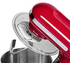 Миксер Ardesto KSTM-8042 Планетарный 800 Вт Красный, фото 2
