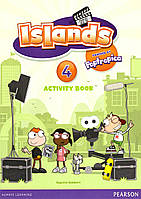 Islands 4 Activity Book (металлическая пружина)