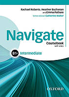 Navigate Intermediate Coursebook (металлическая пружина)