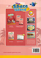 Islands 3 Activity Book (металлическая пружина)