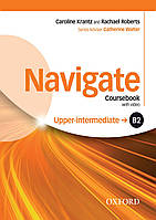 Navigate Upper-intermediate Coursebook (металлическая пружина)