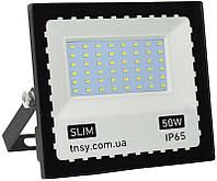 "Прожектор LED-50W Ultra Slim 4500Lm 6500K IP65 SMD (ТМ""TNSy"")"