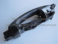Ручка двери наружная боковая правая на Рено Мастер III 10- 2.3 dci Б/У