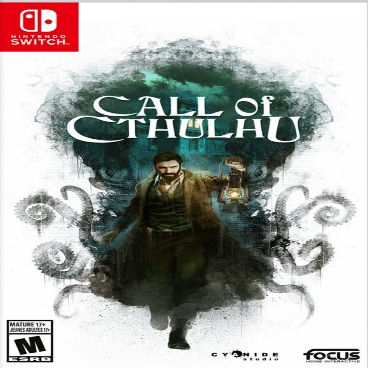 Call of Cthulhu (русские субтитры) Nintendo Switch