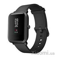 Умные часы Xiaomi AMAZFIT Youth Edition (Bip) Smartwatch Black