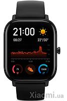 Умные часы Xiaomi Amazfit GTS A1914 Obsidian Black