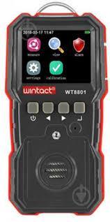 Измеритель концентрации горючих газов WT8801 WINTACT
