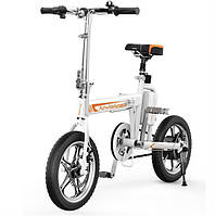 Електровелосипед AIRWHEEL R5T 214.6WH (білий)