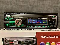 Автомагнитола 1DIN с блютузом и флешкой Pioneer, фото 1