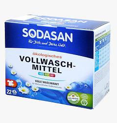 Порошок пральний для сильних забруднень Sodasan, 1,2 кг