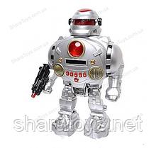 """Интерактивный робот """"Защитник планеты"""""""