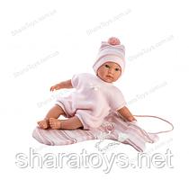 Кукла-пупс Llorens в сумке переноске