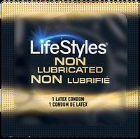 Презервативы LifeStyles Non-Lubricated (без смазки)