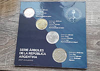 Набор монет Аргентина