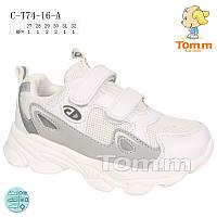 Кроссовки для девочки Том.м 30