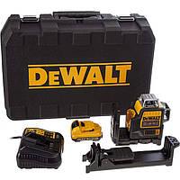 Нивелир лазерный Dewalt DW089LR 10.8 V