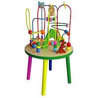 Столик з лабіринтом Viga Toys (58971)
