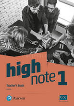 High Note 1 Teacher's Book / Книга для учителя