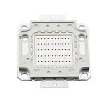 Светодиодная матрица LED 50Вт 520-525nm 30-34V 1500mA зеленый