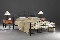 Ліжко DENVER 160 чорний (Signal)