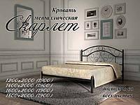 Кровать металлическая Скарлет  Loft Металл-Дизайн