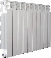 Алюминиевый радиатор отопления ALETERNUM B4 350/100 10-секций FONDITAL