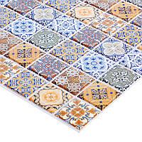 Пластиковая Декоративная Панель ПВХ мозаика ШАРМ (960X480) мм