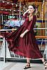 Свободное шифоновое платье Ренесанс, фото 6