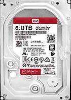 HDD SATA 6.0TB WD Red Pro NAS 7200rpm 256MB (WD6003FFBX)