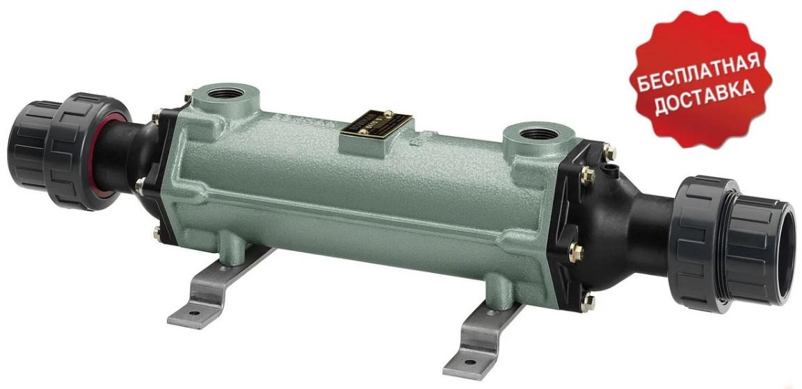 Теплообменник трубчатый Bowman 25 кВт EC080–5113–1S / Stainless Steel