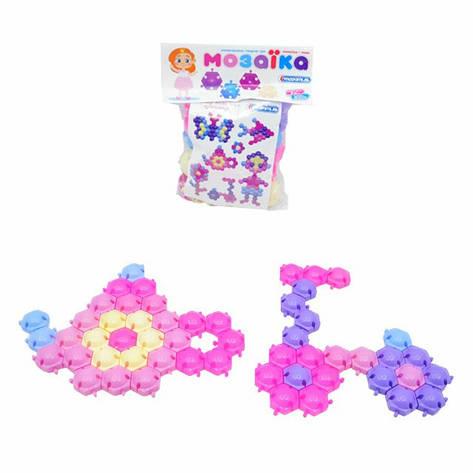 Детская мозаика-пазл 40 элементов (арт.5306)/48 , фото 2