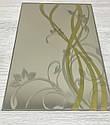 Раздвижные двери для шкафа купе - лакобель + зеркало бронза, фото 7