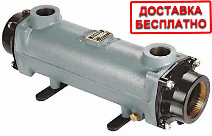Трубчастий теплообмінник Bowman 300 кВт FG160–5115–5S / Stainless Steel