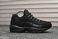 Мужские кроссовки Nike Air Max 95 Black, фото 1