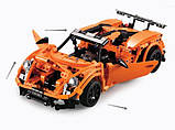 "C51051W Конструктор CaDa Technic ""Porsche 918"", 421 деталь, фото 4"