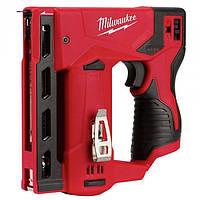 Аккумуляторный степлер Milwaukee M12 BST-0 (2447-20) (Без АКБ и ЗУ)