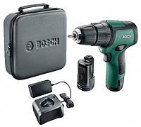Аккумуляторный ударный шуруповерт Bosch EasyImpact 12, 2 АКБ (06039B6101)