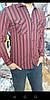 Мужская рубашка Турция стрейч S - 2XL, фото 3