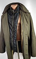 Пальто кашемировое весна - осень размер 56-58, фото 3