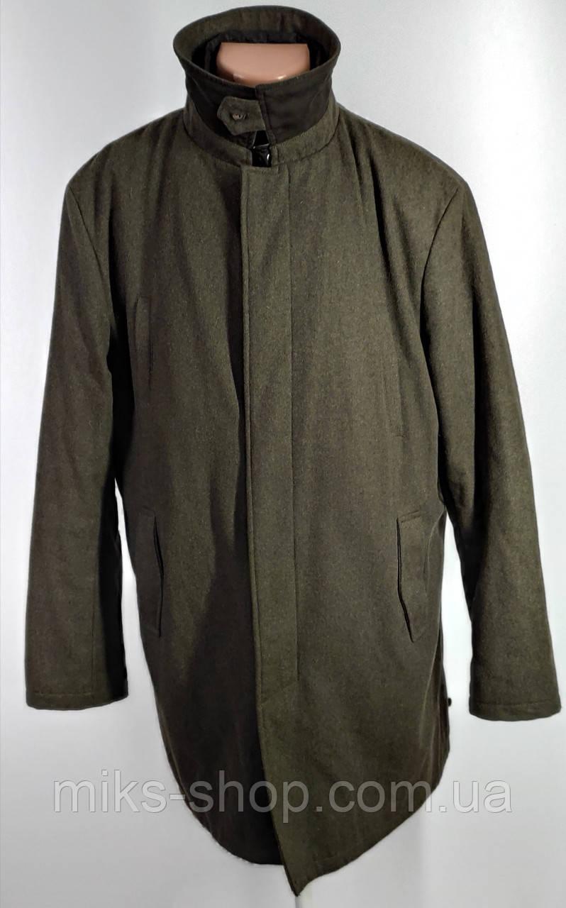 Пальто кашемировое весна - осень размер 56-58