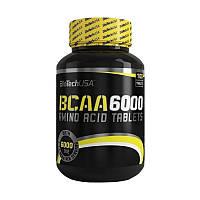 Аминокислоты BCAA 6000 BioTech 100 tab