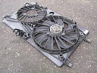 Диффузор с вентилятором на Опель Мовано III 10- 2.3 cdti Б/У