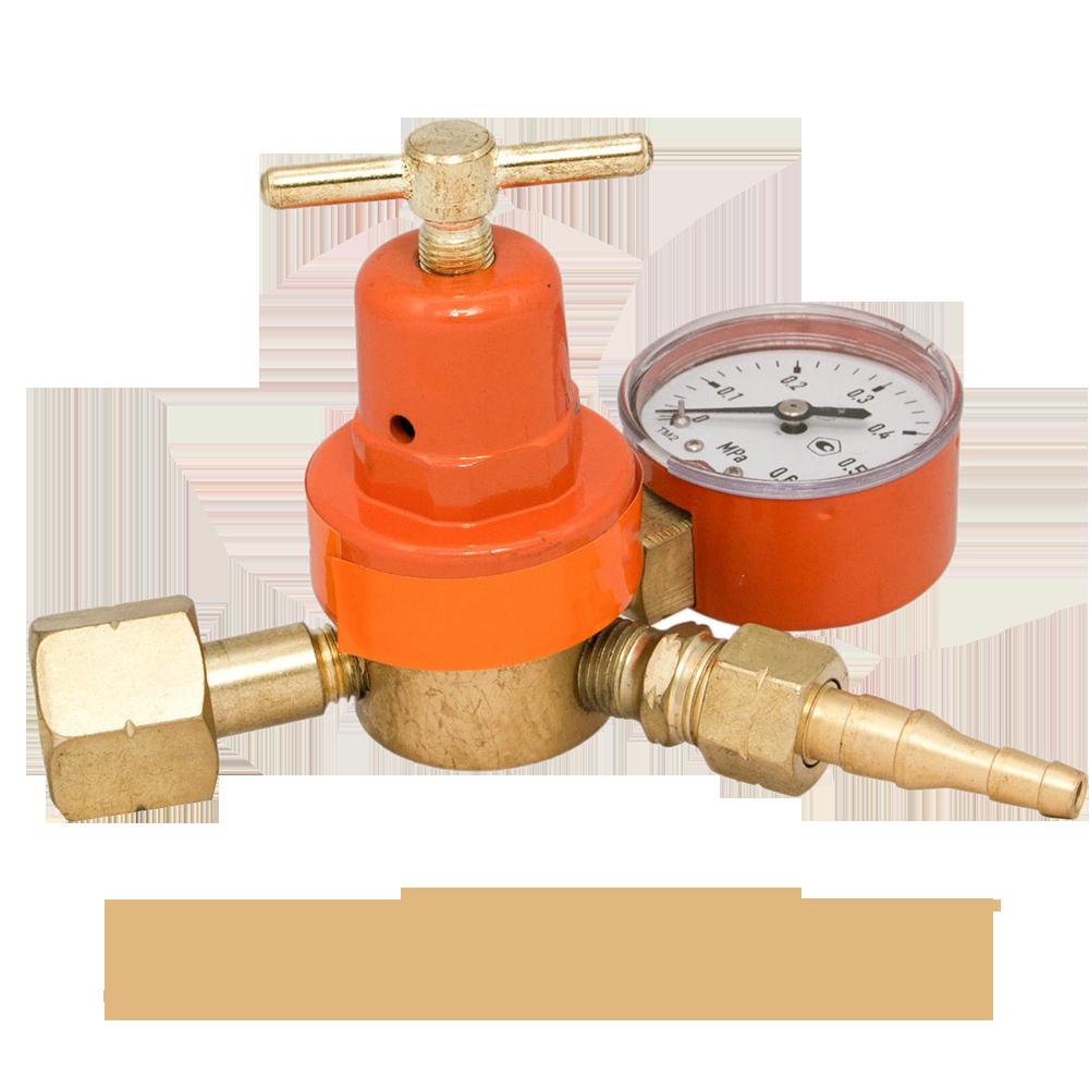 Редуктор пропановий БПО-5 з манометром