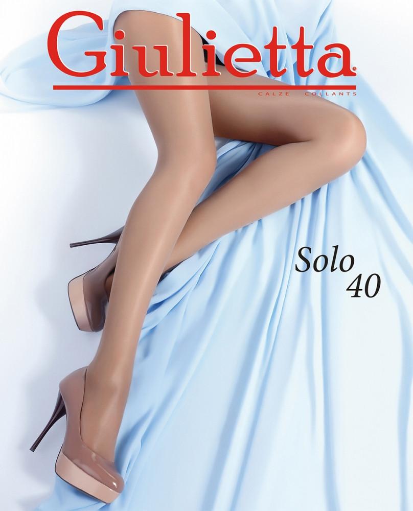 Классические женские колготки с шортиками SOLO 40d